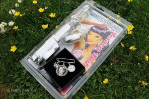 Jessica rabbit vibrator and venus flytrap jewels