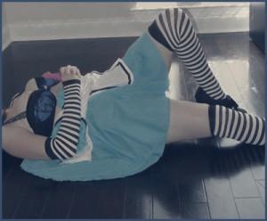 Naughty Alice In Wonderland