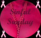 Sinful Sunday Get Positively Pink Badge