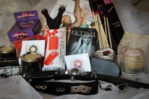 Sinful Sunday Valentine Competition prizes