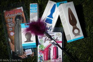 Sextoys.co.uk prizes on sinful sunday