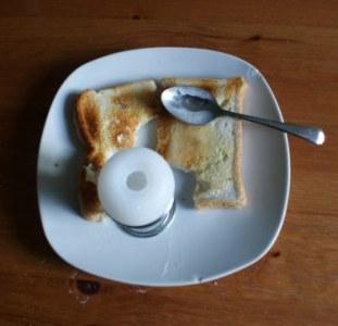 Fleshlight on toast Easter treat