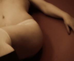 Soft focus nude