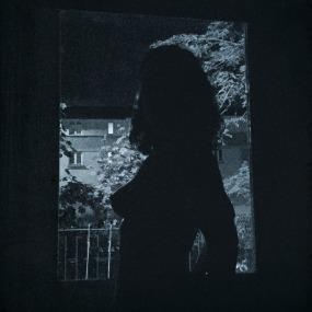 female nude silhouette
