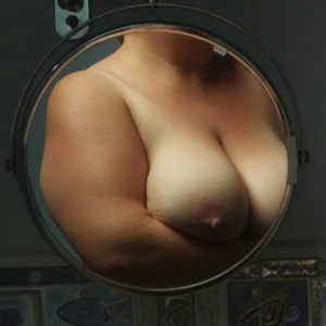 nude self portrait in bathroom mirror sinful sunday