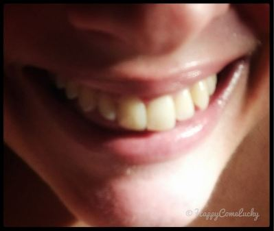 smiling lips and mouth